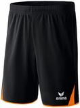 erima 615508 5-CUBES Short schwarz/orange