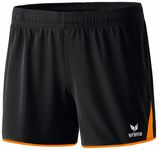 erima 615516 5-CUBES Short schwarz/orange