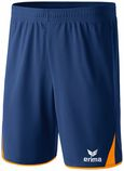 erima 615523 5-CUBES Short new navy/neon orange