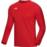 jako 8816 01 Sweat Striker rot