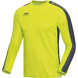 jako 8816 23 Sweat Striker lime/anthrazit