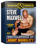 DVD: Encyclopedia of Joint Mobility (EN) Steve Maxwell