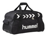 HUMMEL AUTHENTIC TEAM TROLLEY Gr. M schwarz/silber (#040967-2250)