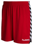 HUMMEL STAY AUTHENTIC Poly Shorts rot (#10-629-3062)