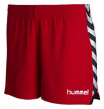 HUMMEL STAY AUTHENTIC Womens Poly Shorts rot (#10-628-3062)