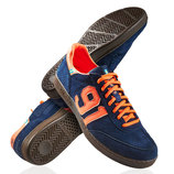 SALMING NinetyOne blau-orange (#1234070-0408)
