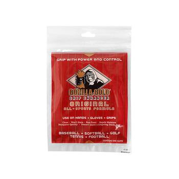 GORILLA GOLD Bienenwachs Tuch (Grip Enhancer)
