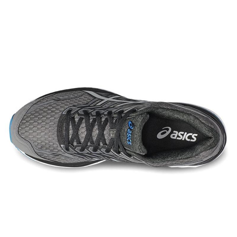 ASICS GT 2000 5 grau blau (#T707N 9793) . , . Spodo Ihr