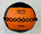 Powerteam Wal & Weight Ball 7 kg orange #FH5012